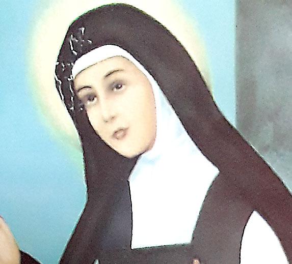 Todo Benigànim revive en sus calles este sábado los milagros de su entrañable 'beateta' Inés El sábado 21 se celebra la fiesta de la primera mujer de la diócesis en ser elevada a los altares en la época moderna