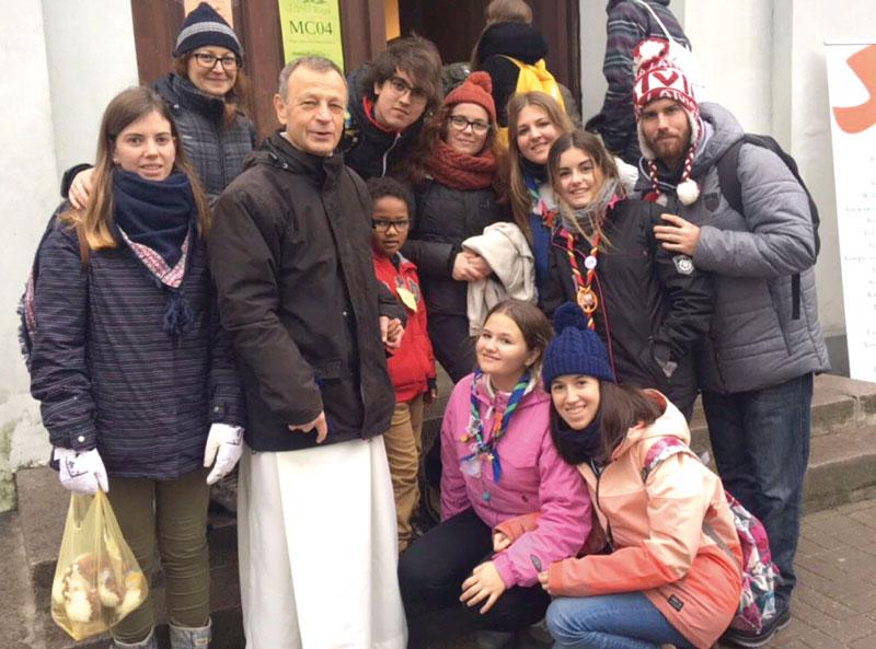 """¡Nos vemos en Basilea! Regresan de Riga los peregrinos valencianos del encuentro de Taizé """"felices"""" tras una experiencia """"increíble e irrepetible"""""""