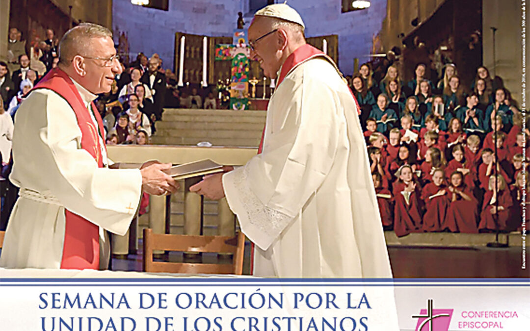 Comienza la Semana de Oración por la Unidad de los Cristianos hacia la reconciliación Católicos, anglicanos, evangélicos, luteranos y ortodoxos compartirán celebraciones
