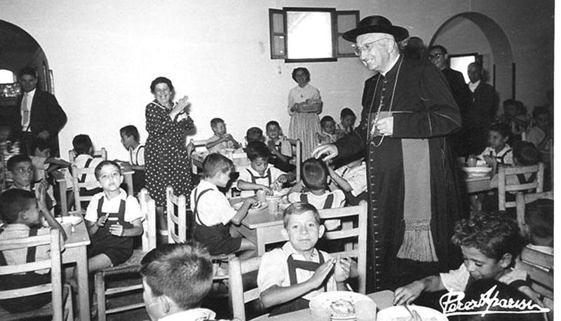 El legado de Marcelino Olaechea en la Iglesia, la sociedad y la política, a examen Del 22 al 24 de febrero en la sede de la UIMP en Valencia