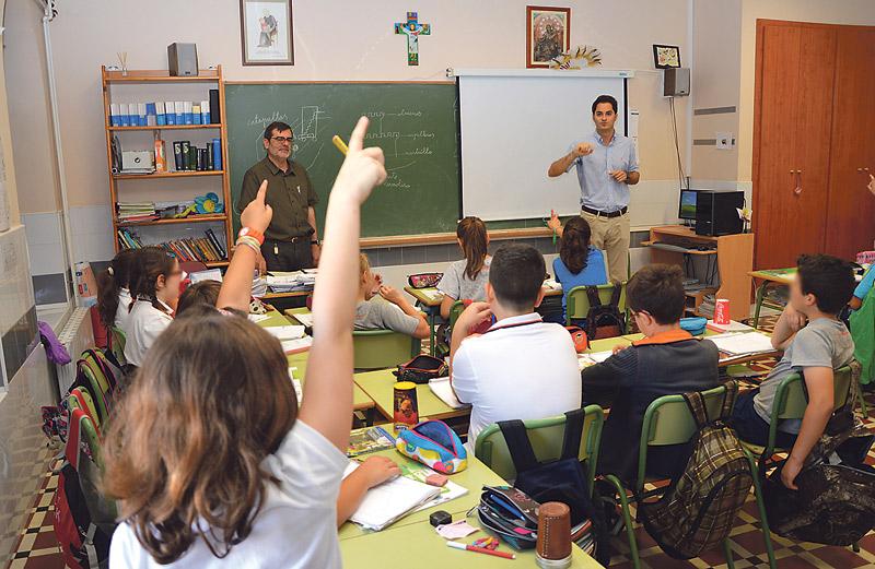 Escuela católica y enseñanza  religiosa escolar Artículo del cardenal arzobispo de Valencia Antonio Cañizares