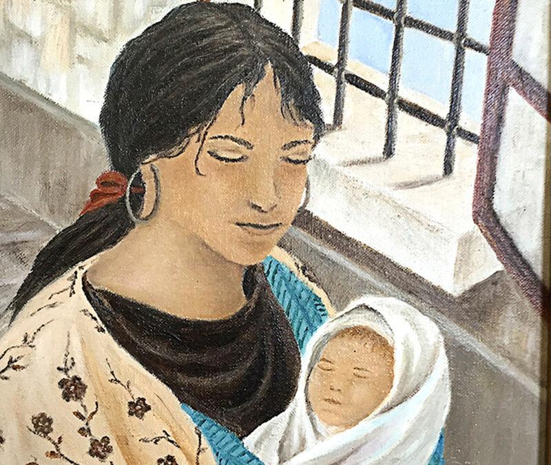 'La Canastera', primera mujer  gitana beatificada en el mundo Mártir por no delatar a quien le enseñó a rezar el Rosario