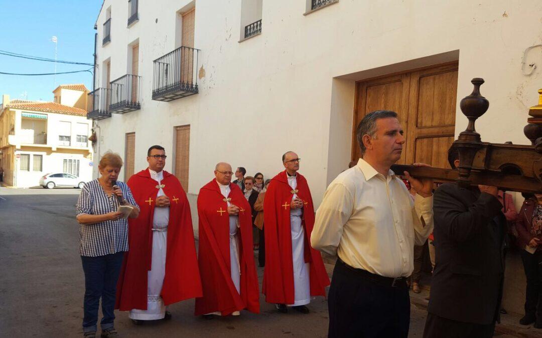Vía crucis en el Arciprestazgo de Santo Espíritu