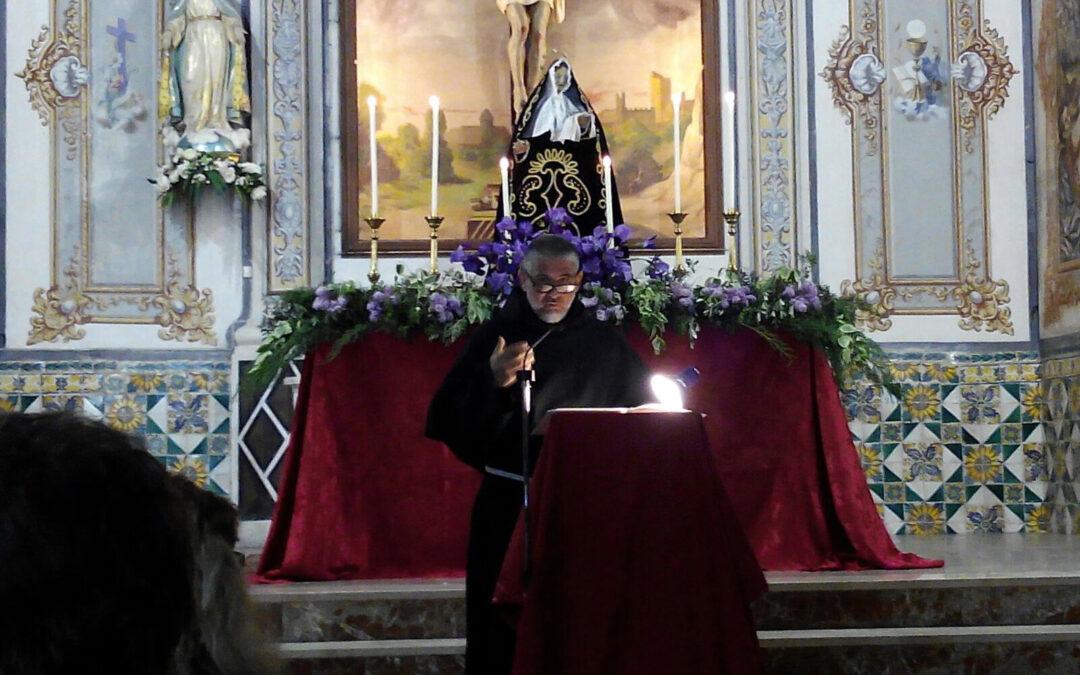 Benigánim inicia su Semana Santa Con el pregón anunciador