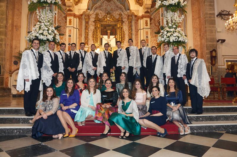 Septenario de los Dolores en Puzol