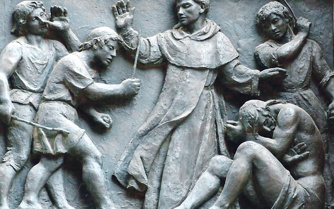 """600 aniversario del gran impulsor valenciano de la caridad con los últimos: el Padre Jofré El 18 de mayo de 1417 murió en El Puig el fraile mercedario cuya causa de beatificación """"está en fase final"""""""