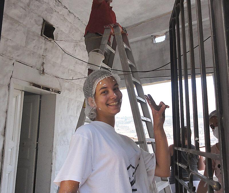 ¿Quieres construir la paz? Apúntate al campo de trabajo solidario para este verano en Líbano