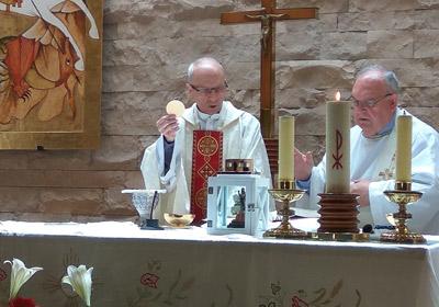 La parroquia de San Jorge Mártir celebra a su titular