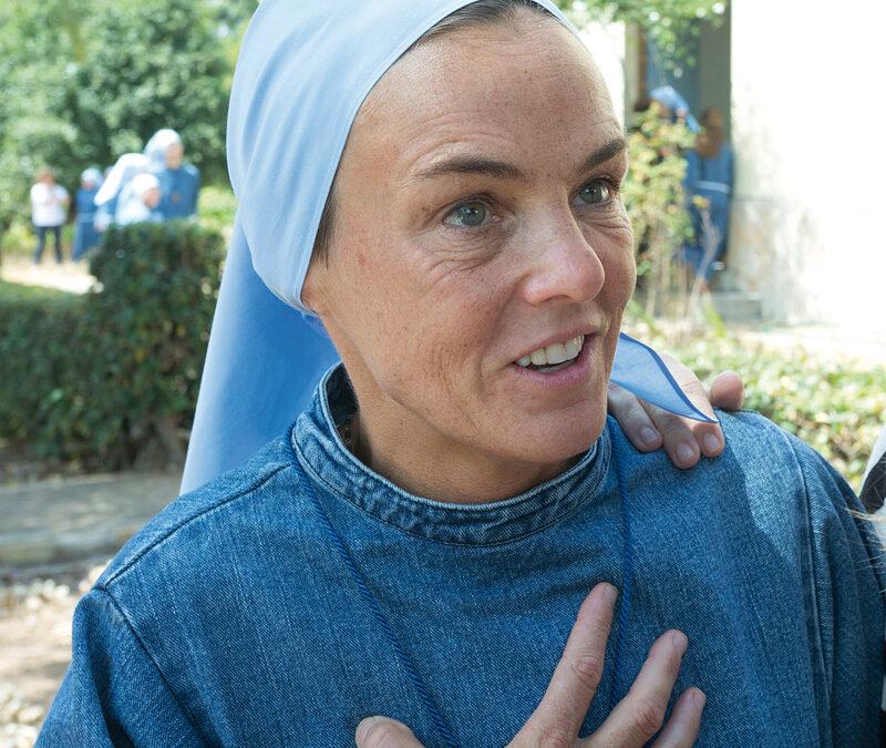 """Madre Verónica, fundadora de Iesu Communio: """"Valencia se ha volcado con nosotras"""" ENTREVISTA A LA MADRE VERONICA, FUNDADORA DE IESU COMMUNIO"""