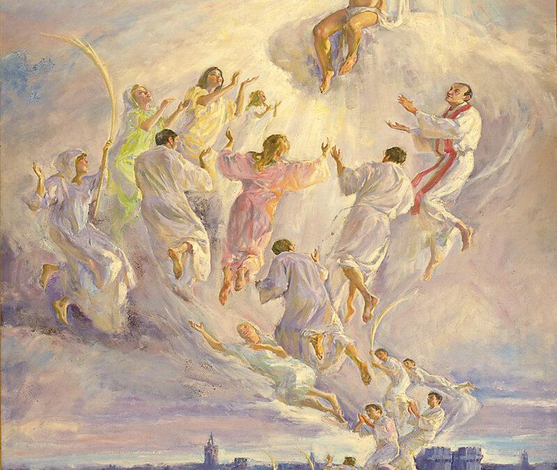 El ejemplo de los mártires valencianos  en un mundo que cambia Ramón Fita Revert. Delegado episcopal para las Causas de los Santos