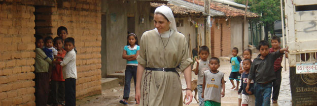 'Sé valiente, la misión te espera' Este domingo, 22 de octubre, Jornada Mundial de las Misiones, DOMUND
