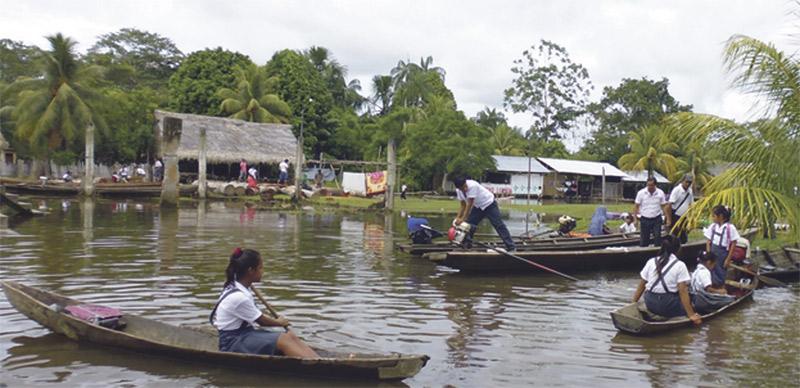Así son los territorios del Amazonas peruano cuya ayuda misionera asume ahora Valencia Tras el anuncio en el DOMUND por el Cardenal Cañizares