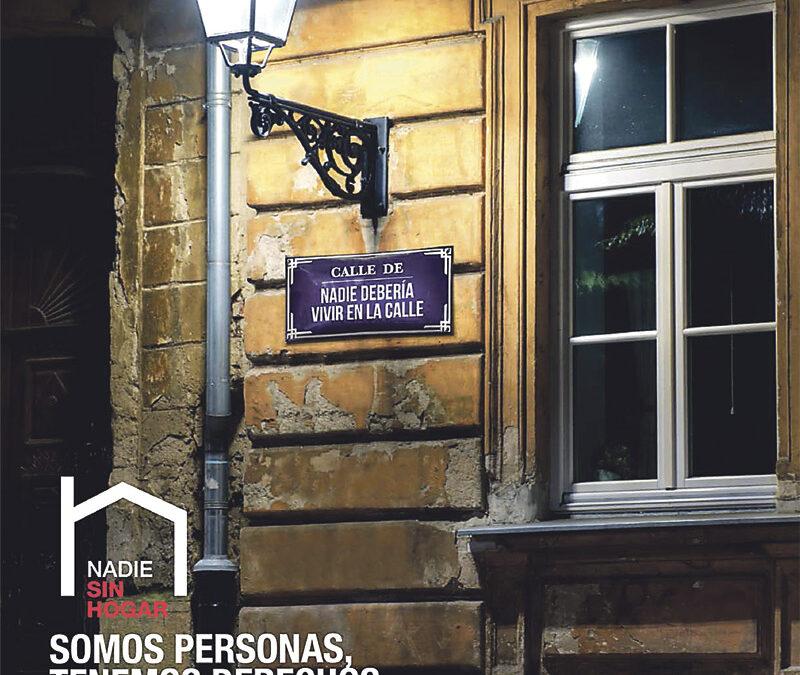 Cáritas atendió en la Comunitat a 3.168 personas sin hogar en 2016 Este domingo 'Día de las personas sin hogar'