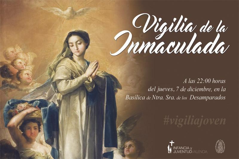 La diócesis de Valencia ultima la gran fiesta de la Inmaculada, patrona de nuestro Seminario Vigilia de la Inmacuada, este jueves 7 en la Basílica a las 22 horas.