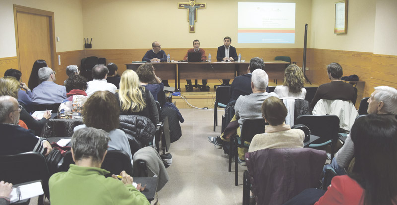 Cuatro de cada diez trabajadores valencianos con contrato temporal hoy son pobres Presentan el informe del Observatorio sobre Pobreza y Exclusión en la C. Valenciana