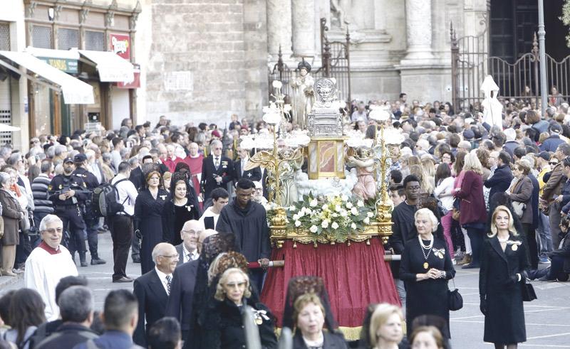 El 5 de abril del 2018 dará comienzo el Año  Vicentino para toda la archidiócesis de Valencia Por el sexto centenario de la muerte de san Vicente Ferrer, que se cumplirá en abril de 2019