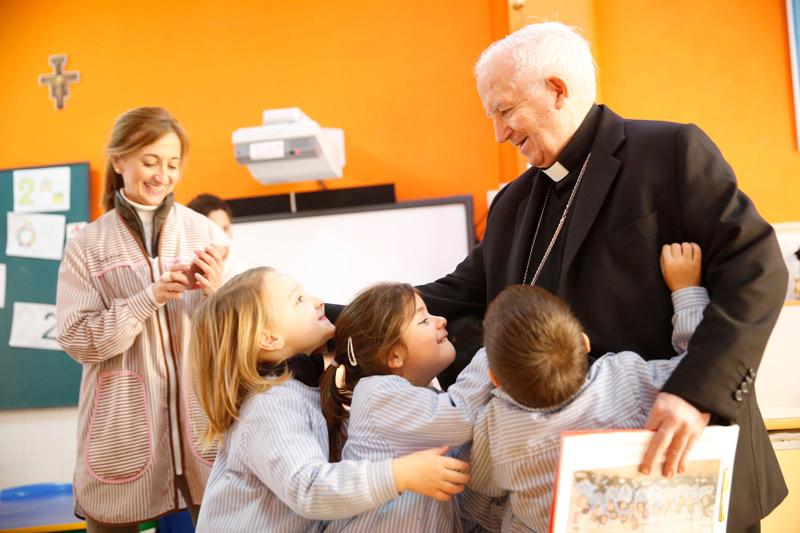 Enseñanza religiosa escolar:un derecho inalienable Por el cardenal arzobispo de Valencia, Antonio Cañizares
