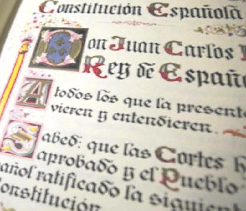 España y dos fechas Carta semanal del cardenal arzobispo de Valencia, Antonio Cañizares