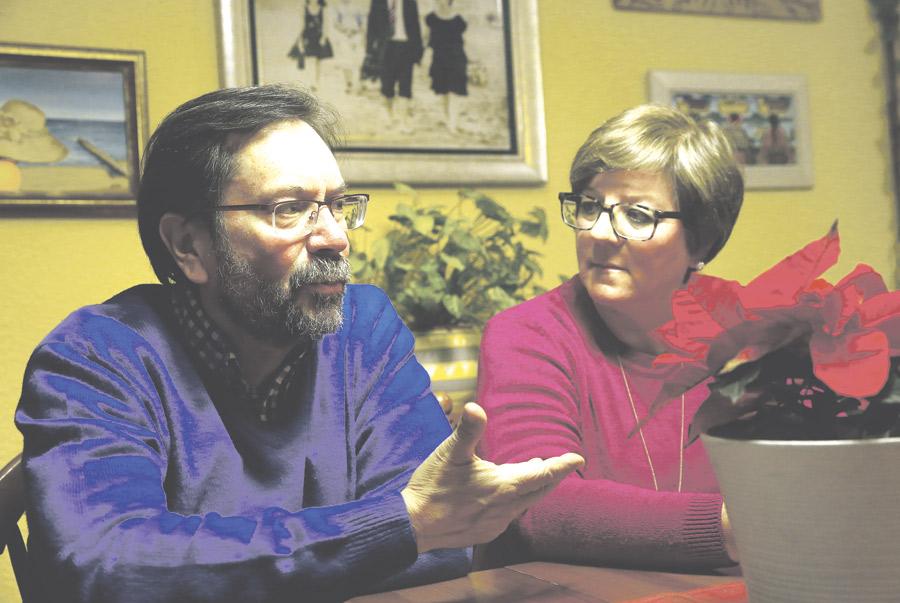 """""""Para que haya una familia unida es necesario que el matrimonio se ame"""" Entrevista a los nuevos delegados de Pastoral Familiar"""