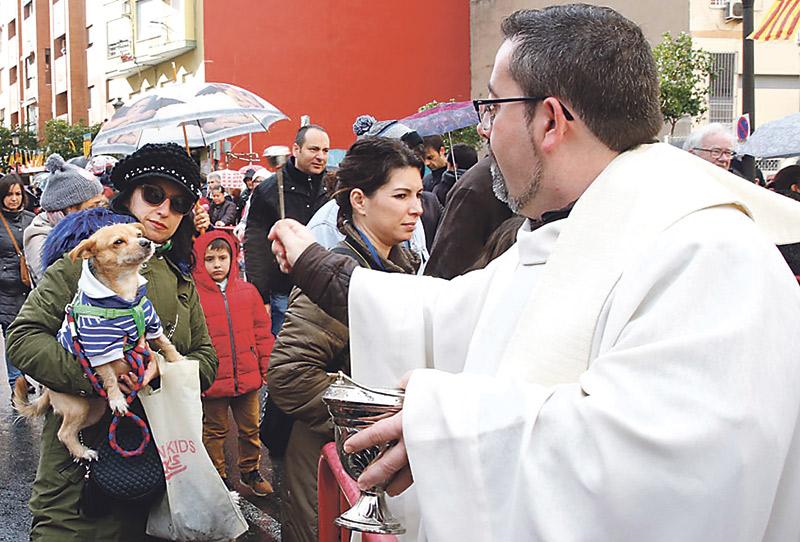 Los porqués de las bendiciones de animales y de la oración por ellos 17 de enero, fiesta de san Antonio Abad
