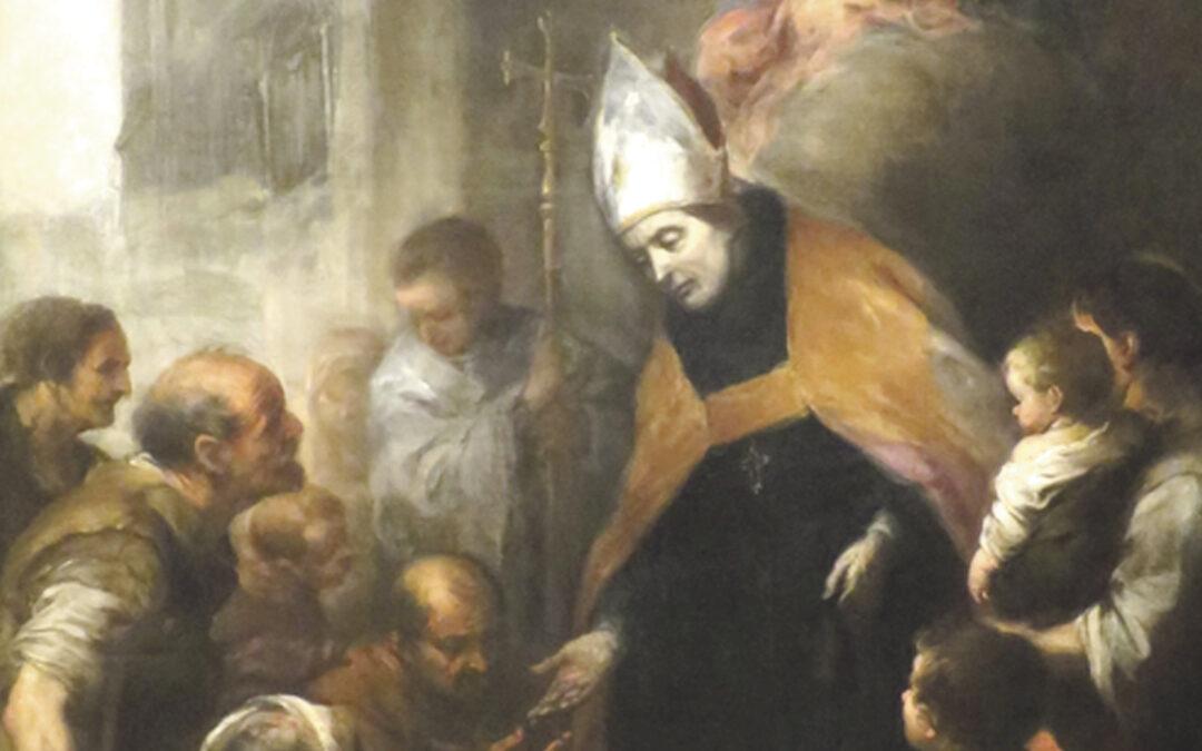 """400 años en los altares del santo arzobispo de Valencia Tomás de Villanueva Nuestra diócesis y su villa natal en Ciudad Real conmemoran al """"padre de los pobres"""""""