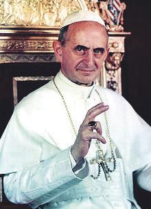 Pablo VI será santo este año El papa Francisco lo anuncia tras el reconocimiento de un milagro