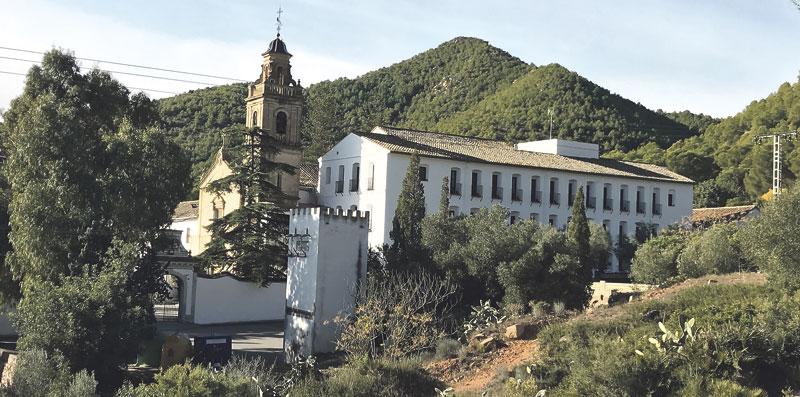 Las joyas de Santo Espíritu El monasterio de Gilet a pesar de la austeridad franciscana  contiene numerosos tesoros de gran valor artístico y cultural