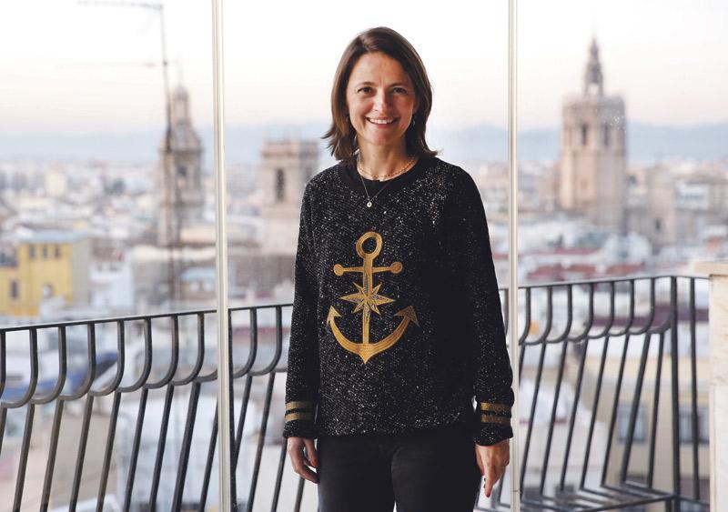 """""""Los niños nos enseñan que la enfermedad no impide ser feliz"""" Entrevista a Anne-Dauphine Julliand, directora de la película-documental 'Ganar al viento'"""