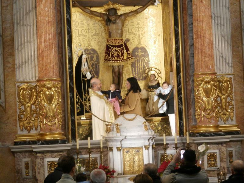 Paterna celebra las fiestas de San Blas y la Candelaria Con diferentes celebraciones