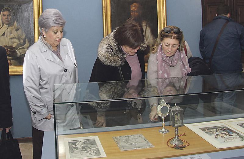 Una exposición recoge 800 años de historia y arte mercedario con obras nunca expuestas En el monasterio de Sta. María de El Puig, hasta enero de 2019