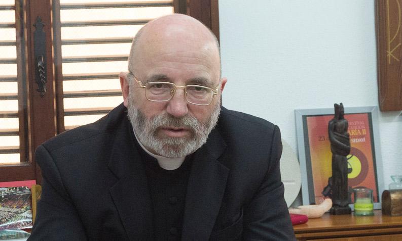 """Queremos aprovechar el año jubilar para revitalizar la devoción vicentina"" Entrevista a Mons. Raymond Centène, obispo de Vannes"