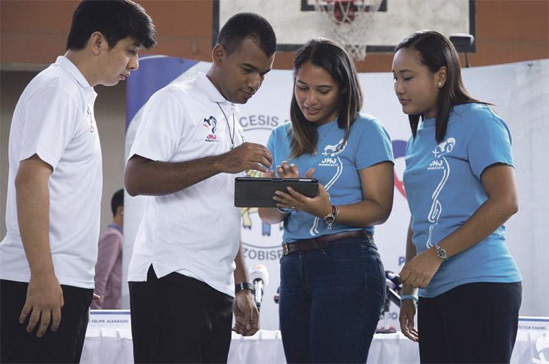 ¿Quieres ser voluntario de la JMJ Panamá 2019? Están abiertas las inscripciones para poderse apuntar como voluntario a través de la página web oficial
