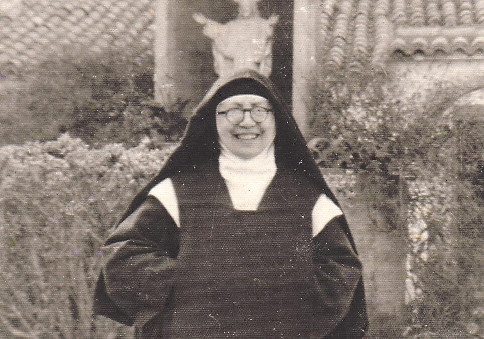 Sierva de Dios M. Margarita María, una vida  entregada a Dios por la unidad  de los cristianos De Cocentaina, murió en Lugo en 1992 a los 84 años con unánime fama de santidad y camina a los altares