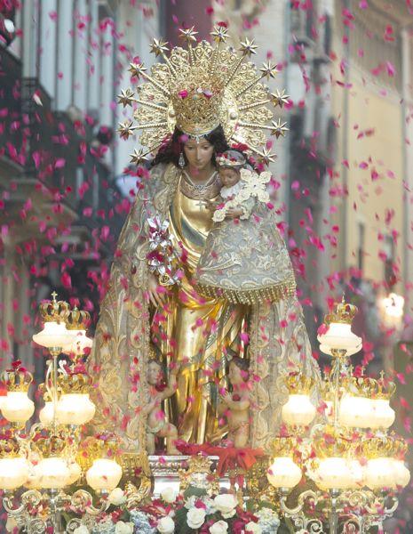 A ti, Patrona y Madre de Valencia Carta semanal del cardenal arzobispo de Valencia, Antonio Cañizares Llovera