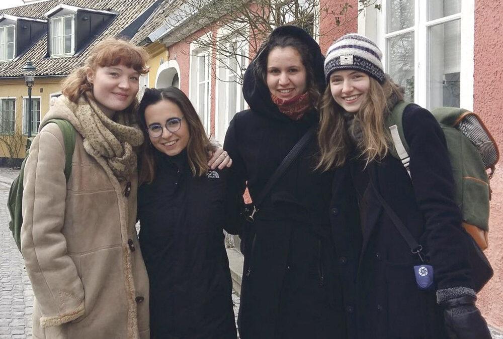 """""""Quería poder servir  a Dios en todo lo que me pidiera"""" Una valenciana funda en Malmö (Suecia) una 'Small provisional community' de Taizé"""