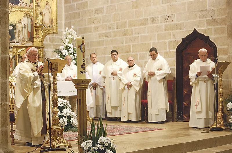 """El cardenal Cañizares confía en una """"pronta canonización del P. Jofré"""" En la misa por el 800 aniversario de la orden de la Merced"""