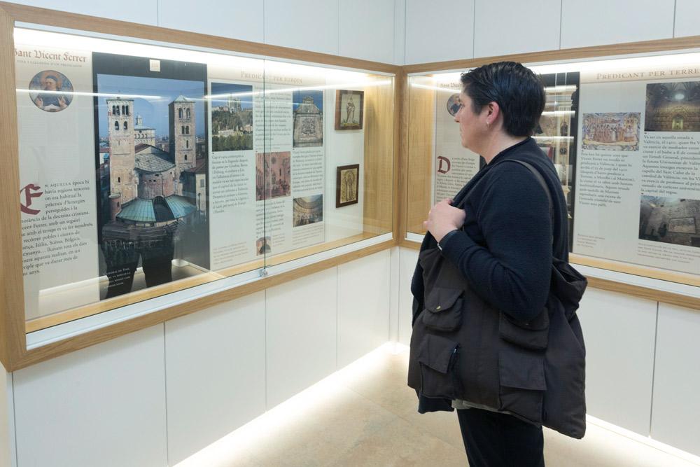 Teulada ya cuenta con un centro de estudios vicentinos con biblioteca para investigadores Está ubicado en la casa de Constança Ferrer, hermana del santo dominico