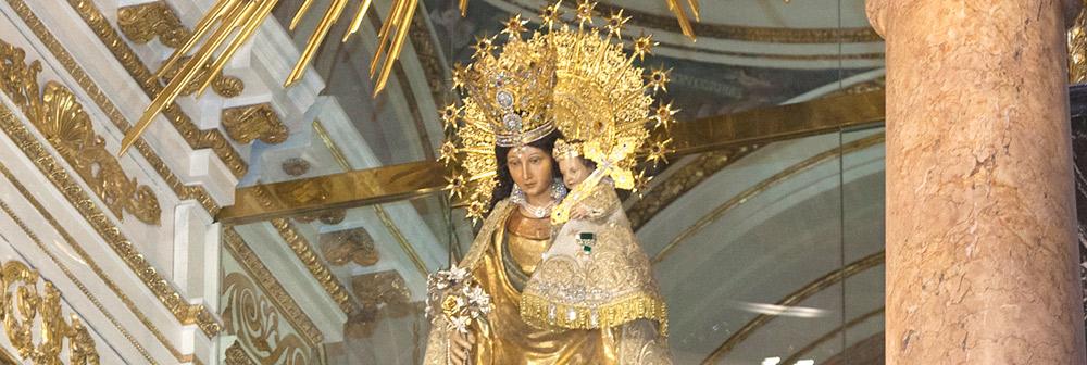 Primer concurso de poesía dedicado a la Mare de Déu Dotado con tres premios y un besamanos privado a la Patrona, convoca la Basílica