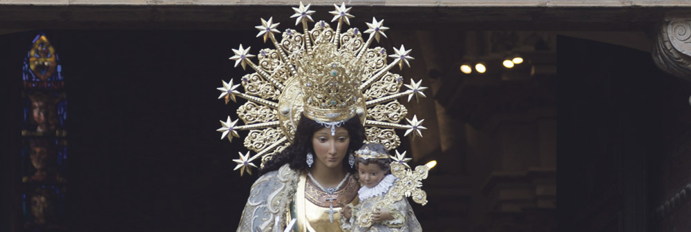 INVITACIÓN A LA  FIESTA DE LA MARE DE DÉU DELS DESAMPARATS Carta semanal del cardenal arzobispo de Valencia, Antonio Cañizares