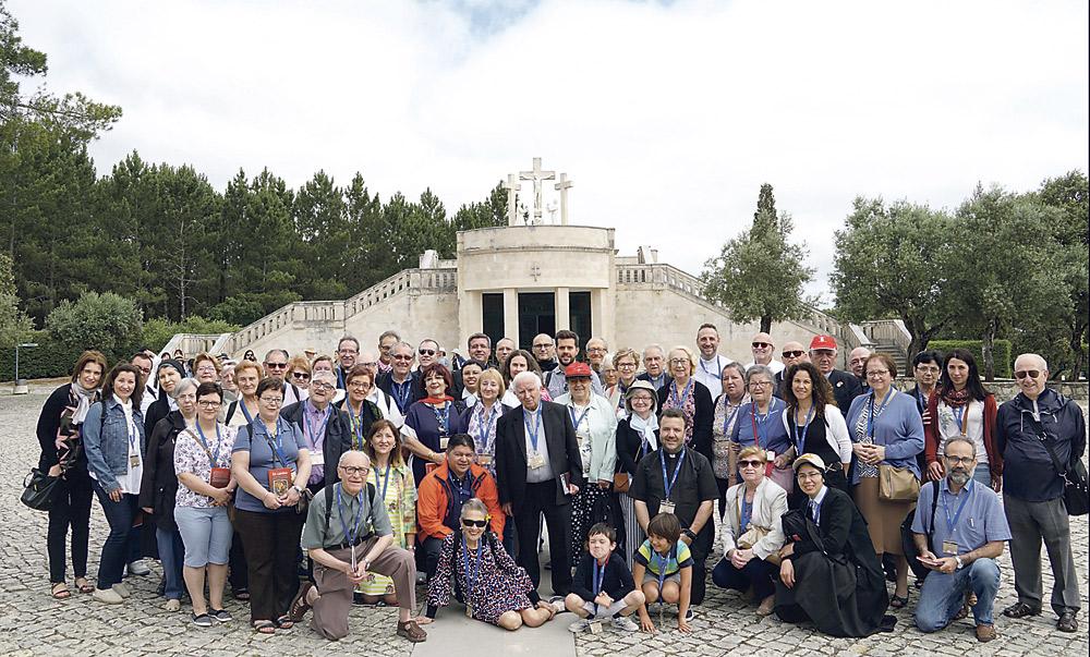 La peregrinación diocesana a Fátima visita los lugares de las apariciones Desde El Puig, por Toledo y, de vuelta, por Guadalupe, encabezados por el Cardenal