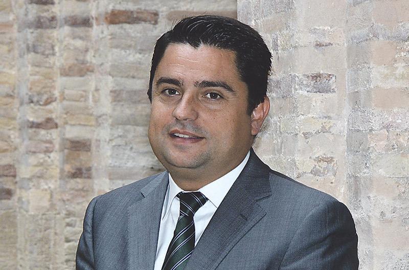 José Manuel Pagán Agulló, nuevo rector de la  Universidad Católica de Valencia San Vicente Mártir Sucede en el cargo a Asun Gandia que ha presentado su renuncia al gran canciller al haber superado la edad de jubilación