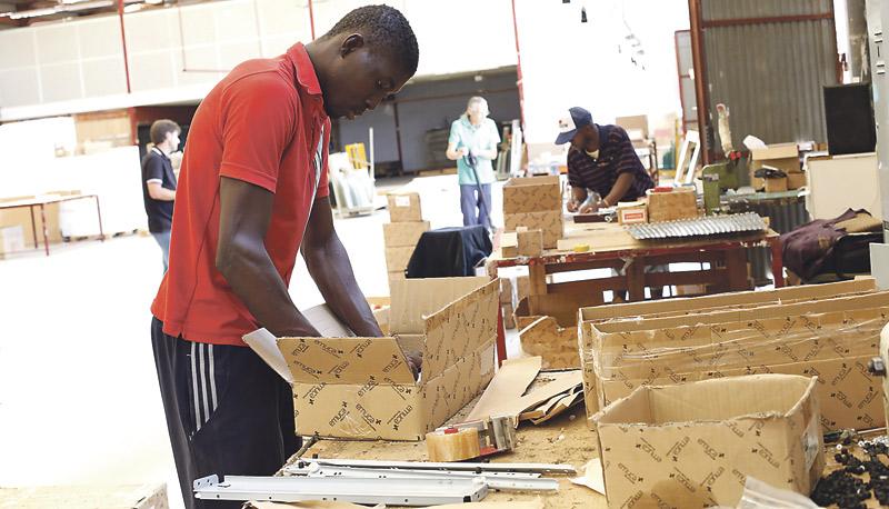 La Ciudad de la Esperanza acoge un nuevo grupo de 14 refugiados africanos En total, cobija a 178 personas sin hogar y en riesgo de exclusión