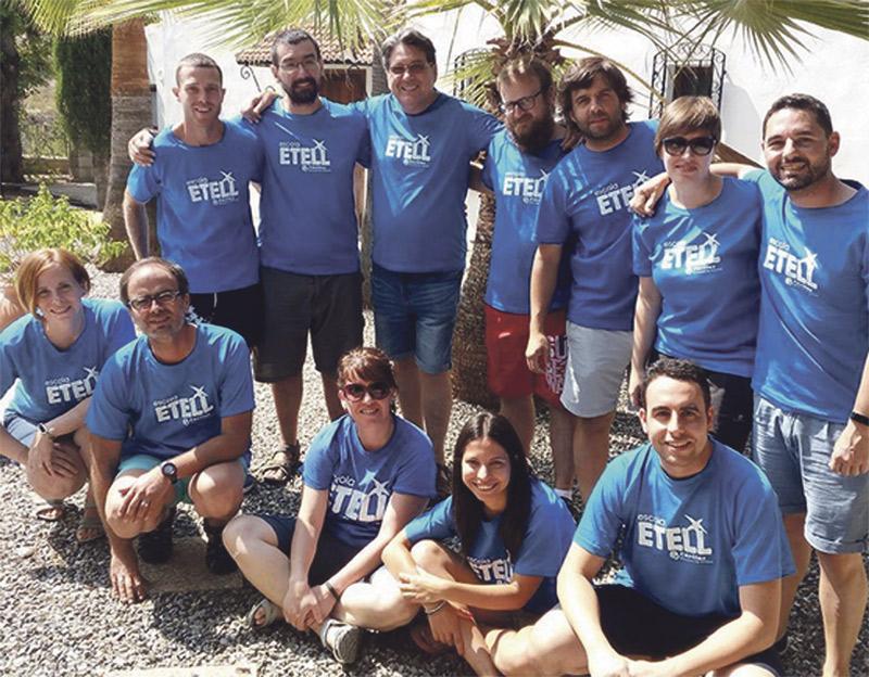 Nuevos cursos en la escuela ETELL de Cáritas Para monitor y director de actividades de tiempo libre, en Torrent, Valencia y Moncada