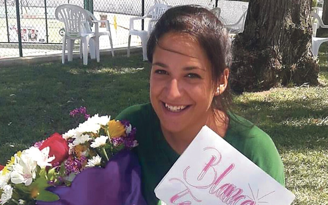 """""""Hay que trabajar con los presos, me han  enseñado mucho y les doy infinitas gracias"""" FIESTA DE LA VIRGEN DE LA MERCED. Testimonio de Blanca Bandín, voluntaria valenciana de Pastoral Penitenciaria desde hace seis años"""