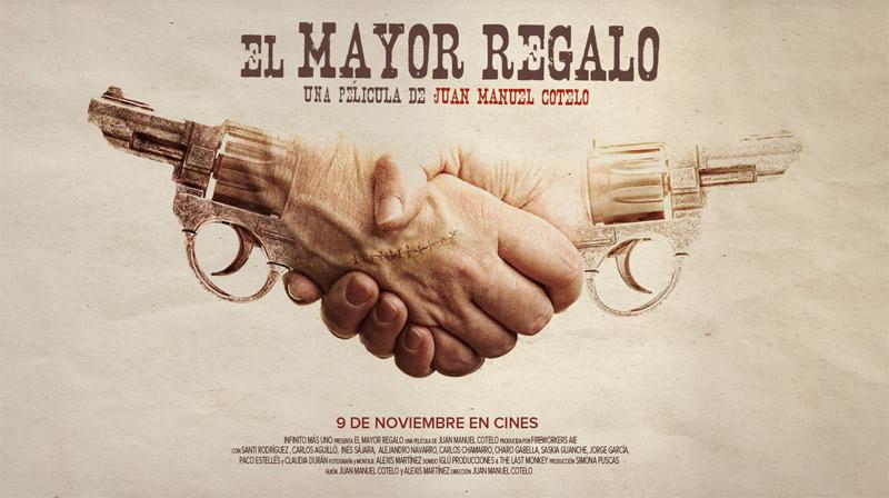 'El mayor regalo', la fuerza y el poder del perdón La nueva producción de Juan Manuel Cotelo llega a los cines el próximo 9 de noviembre