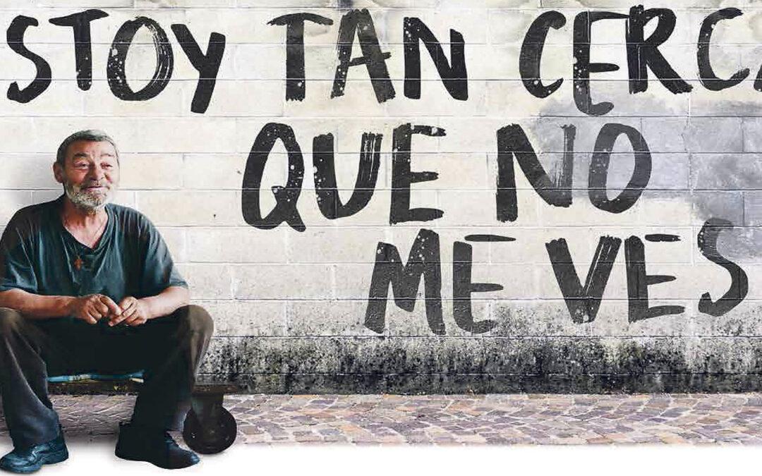 Casi 800 personas sin hogar, atendidas en 2017 sólo en la ciudad de Valencia Un estudio muestra su realidad hoy al celebrarse este domingo 25 su Día