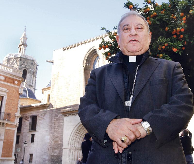 """""""Que los niños de Siria  tengan una Navidad en paz"""" Entrevista al arzobispo de Alepo, Mons. Antoine Chahda"""