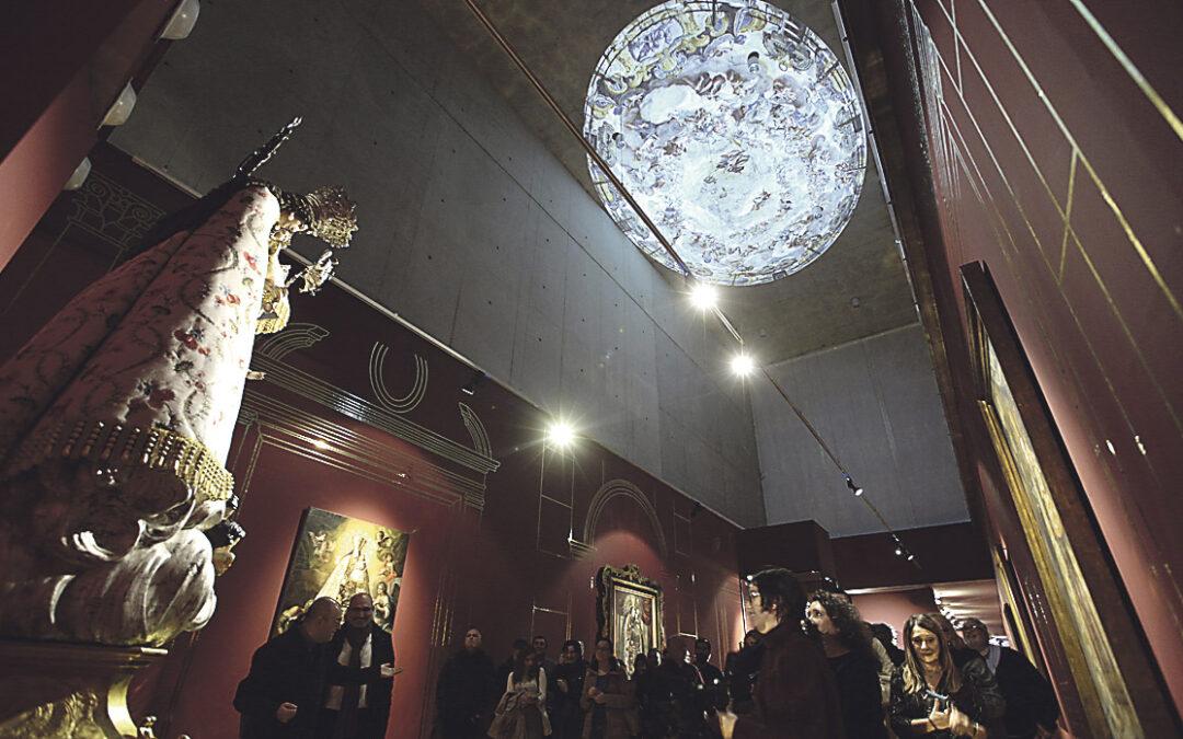 Amparados  en la Mare de Déu El Museu Valencià de la Il·lustració i la Modernitat (MuVIM) recopila en un ciclo expositivo la historia social y cultural de la Virgen de los Desamparados