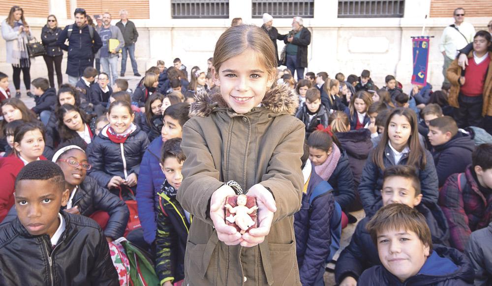 El verdadero regalo de Navidad Artículo del cardenal arzobispo de Valencia, Antonio Cañizares