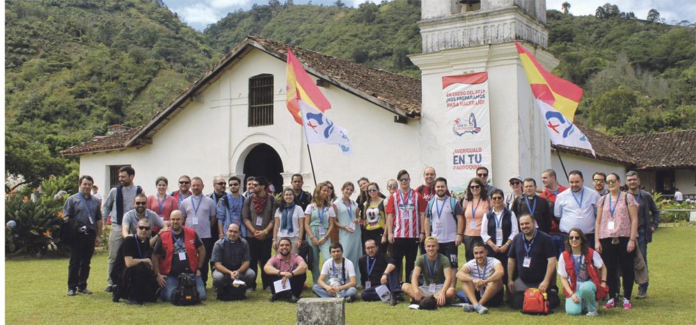 ¡A por la JMJ Panamá! Los jóvenes valencianos parten hacia tierras panameñas este lunes 21